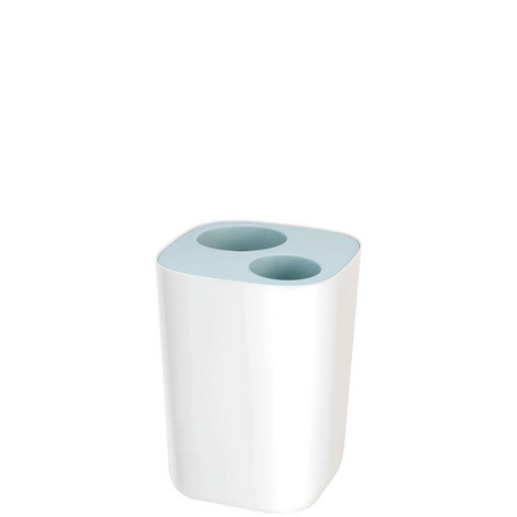 Split Bathroom Bin 8L, ${color}