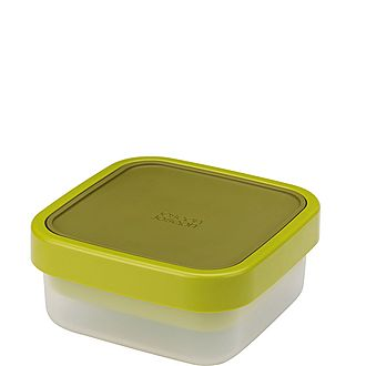 GoEat Space-Saving Salad Box