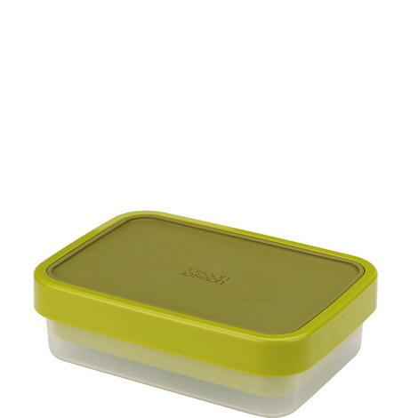 GoEat Space-Saving Lunch Box, ${color}