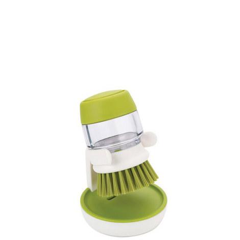 Palm Scrub Washing-Up Brush, ${color}