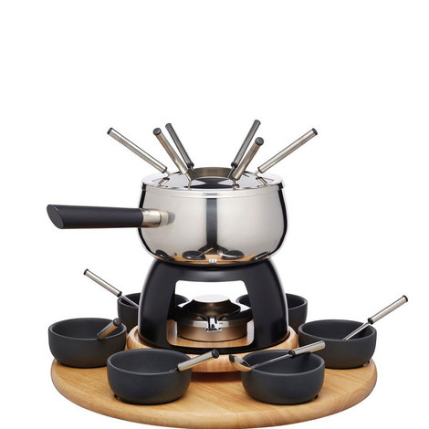 Stainless Steel Fondue Party Set, ${color}