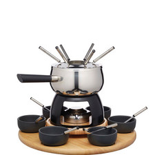 Stainless Steel Fondue Party Set