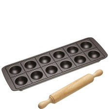 Italian Non-Stick Ravioli Mould