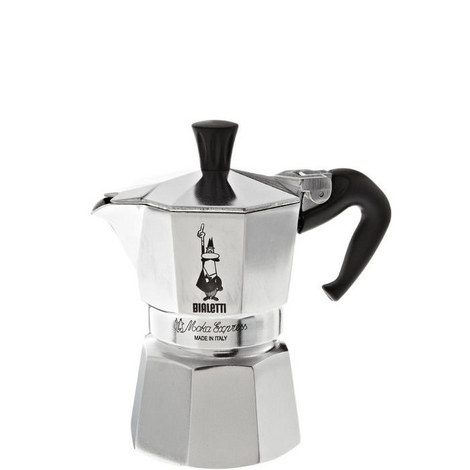 Moka Express 3 Cup Cafetiera, ${color}