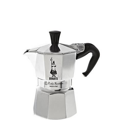 Moka Express 3 Cup Cafetiera, ${color}