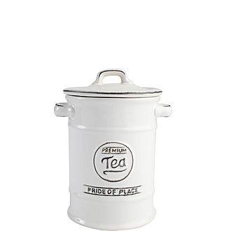 Pride of Place Tea Jar