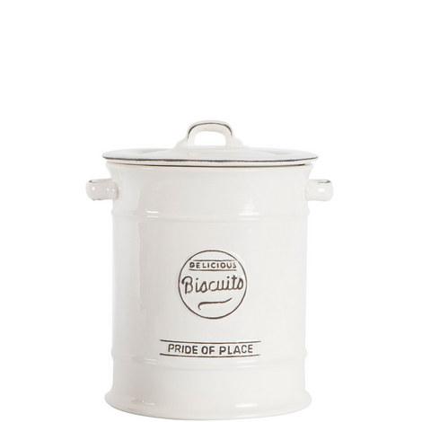 Pride of Place Biscuit Jar, ${color}