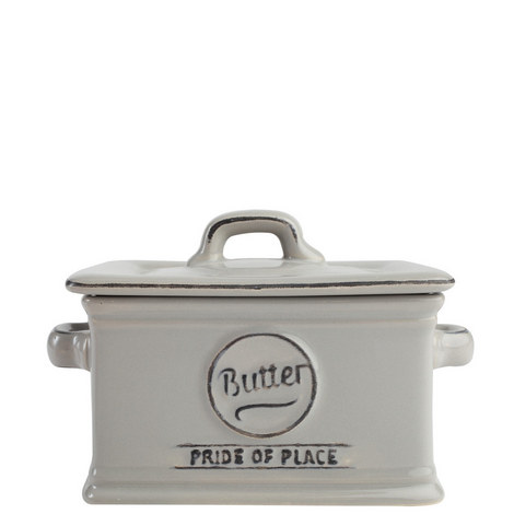 Pride of Place Butter Dish, ${color}
