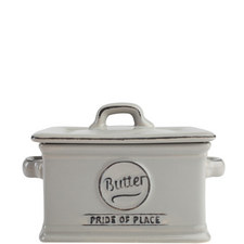 Pride of Place Butter Dish