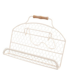 Provence Wire Cook Book Stand