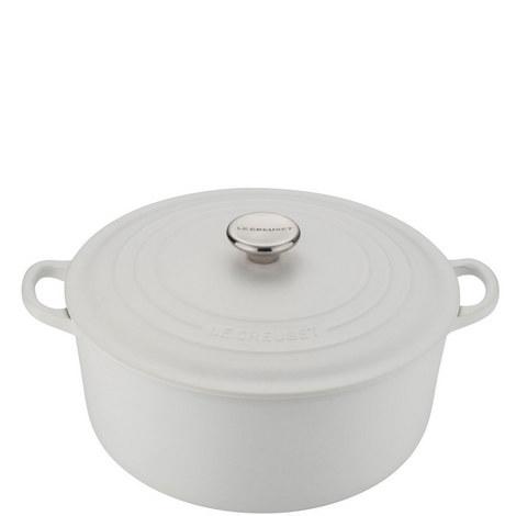 Round Casserole Dish 20cm, ${color}