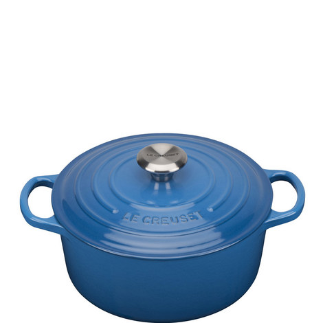 Round Casserole 24cm, ${color}
