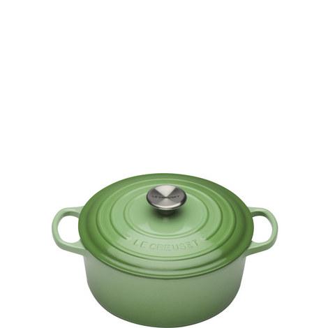 Round Casserole Dish 24cm, ${color}