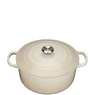 Signature Round Casserole Dish 24cm