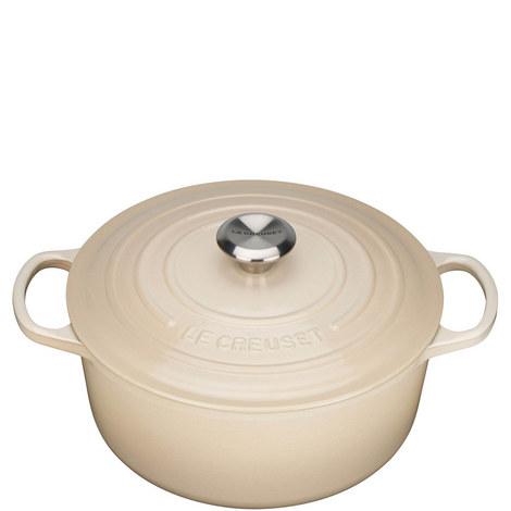 Round Casserole 26cm, ${color}