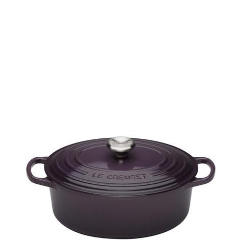Oval Casserole Dish 23cm, ${color}
