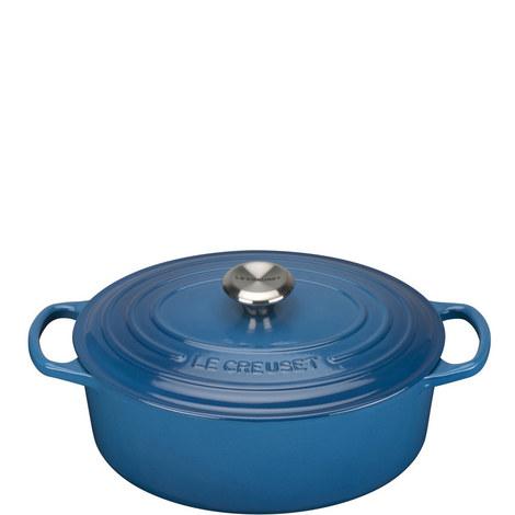 Oval Casserole 29cm, ${color}