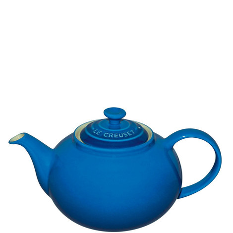 Stoneware Teapot, ${color}