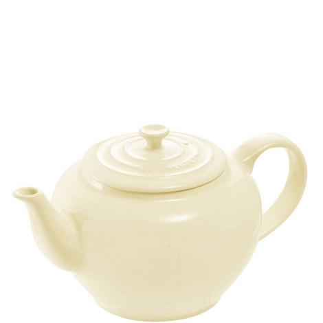 Stoneware Teapot, ${color}