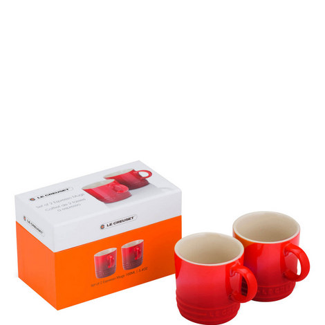 Set of 2 Espresso Mugs, ${color}