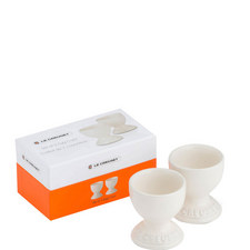 Set of 2 Stoneware Egg Cups