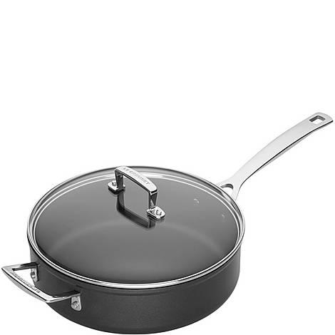 Toughened Non-Stick Sauté Pan, ${color}