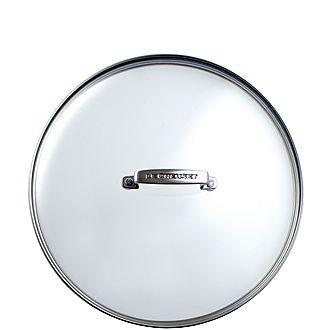 Toughened Non-Stick Glass Lid 16cm