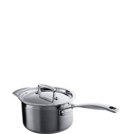 Stainless Steel Saucepan 16cm, ${color}