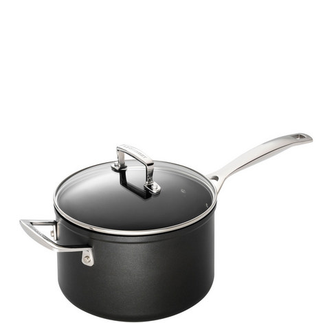Toughened Non-Stick Saucepan, ${color}