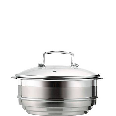 Stainless Steel Multi Steamer, ${color}
