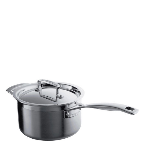 18cm Saucepan with Lid, ${color}