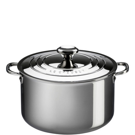 24cm Stockpot with Lid, ${color}
