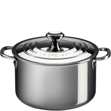 28cm Stockpot with Lid, ${color}