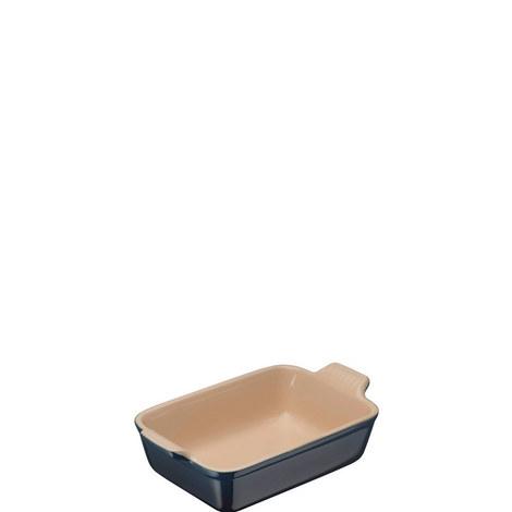 Deep Rectangle Dish 19cm, ${color}