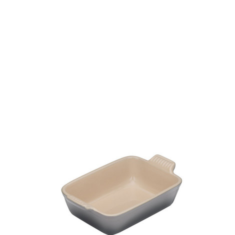 Deep Rectangle Dish 19cm, ${color}
