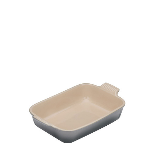 Deep Rectangle Dish 26cm, ${color}