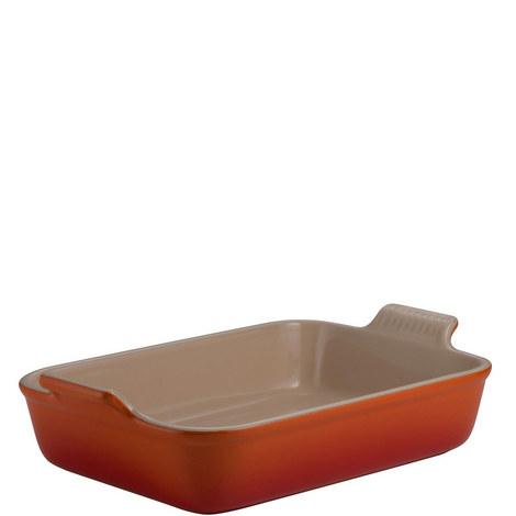 Rectangular Dish 32cm, ${color}