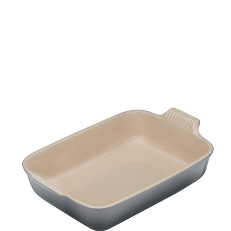 Deep Rectangle Dish 32cm, ${color}