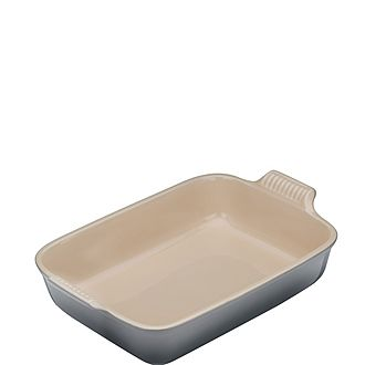 Deep Rectangle Dish 32cm