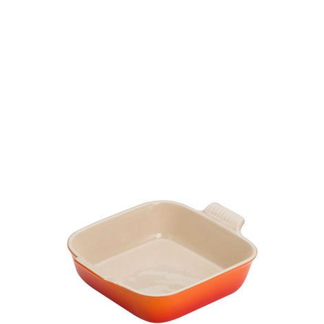 Stoneware Heritage Dish 23cm, ${color}