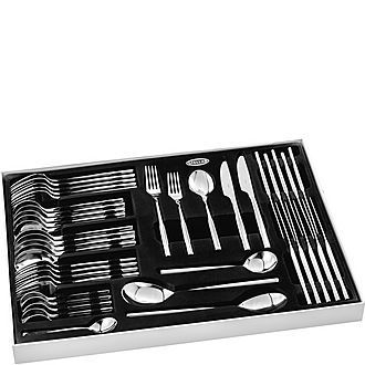 44-Piece Rochester Cutlery Set