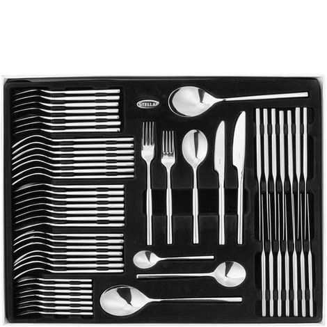 Rochester 58 pc Cutlery Set, ${color}