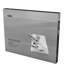 Winchester Cutlery Set 58 Pieces