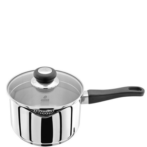 Vista Draining Saucepan 18cm, ${color}