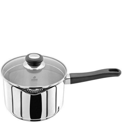 Vista Draining Saucepan 20cm, ${color}