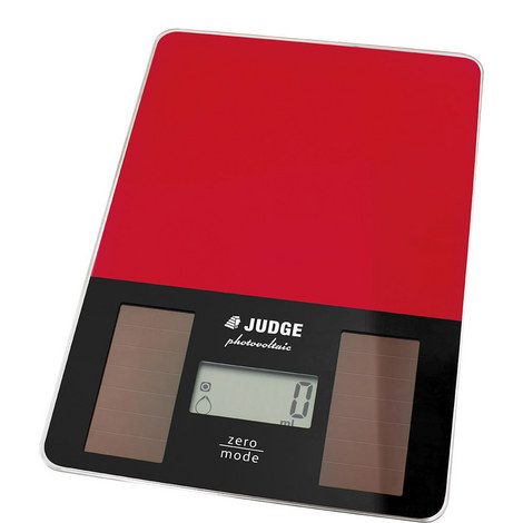 Judge Photovoltaic Solar Kitchen Scale, ${color}