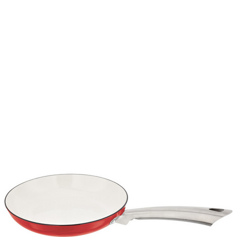 Cast Iron Frying Pan 24cm, ${color}