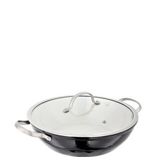 Cast Iron Sauté Pan 28cm