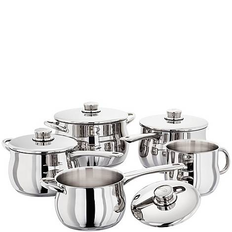 1000 Deep Saucepan Set, ${color}