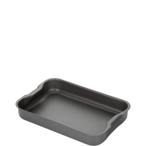 Hard Anodised Roasting Tray Small, ${color}
